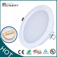 Hot Selling Products Indoor Lighting led downlight with 125mm cut out