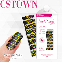 Fashion nail tape for manicure nail art decoration nail strip OEM is welcome