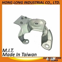TS-16949 & ISO-9001 Certified Zinc Plated Metal Auto Stamping Part and Stamping Steel Auto Parts
