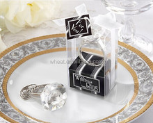 Wedding Gift With This Ring Engagement Ring Keychain