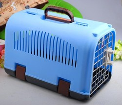 portable carrier animal cat house dog pet cages