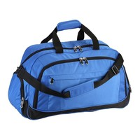 Fancy sports travel bag,travel duffle bag with second tote