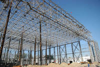 steel structure energy saving construction building prefabricated