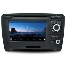 car dvd player car gps radio recorder auto sound car navigation gps for AUDI TT 2002-2010 Year