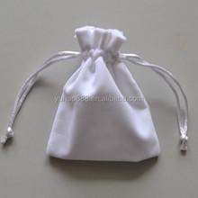 Snow White Velvet Bag Pouch for Christmas Gift