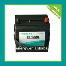 One key reset!!!TB-1260F 12V 60Ah lifepo4 auto battery+PCM