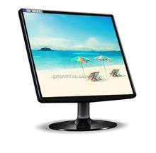 "HOT SALE 15"" 17"" 19"" lcd tv VAG USB 12V DC led tv digital Televisions LCD TV for sale"