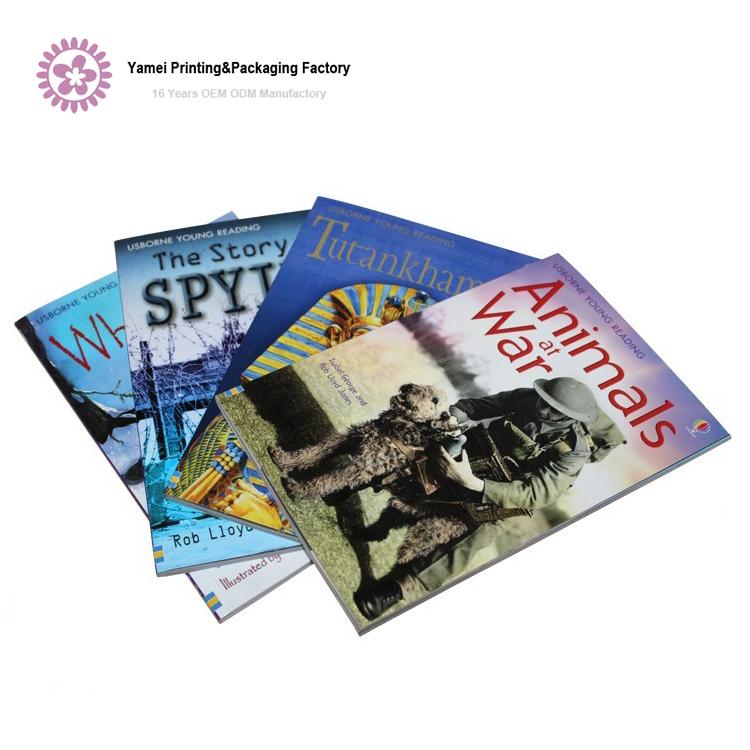 A4 Encadernação Perfeita Impressão de Revistas de Banda Desenhada Para Adultos Barato Com Amostra Grátis