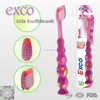 popular soft bristle type tooth brushes, kids toothbrushes manufacturer