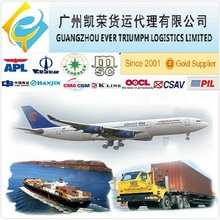Freight forwarder shipping company from China to Ireland