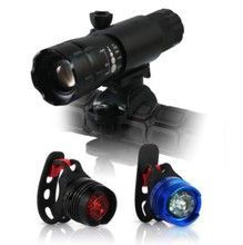 Super Bright CR EE T6 LED bike light safety bike front head light ; motorcycle headlight
