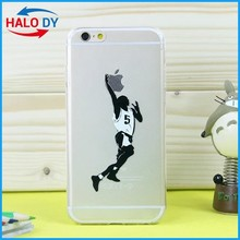 High quality basketball phone case with various styles to sell