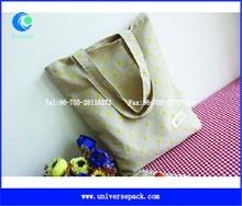 Shopping Bags Wholesale Custom Linen Tote Bag Hot Selling