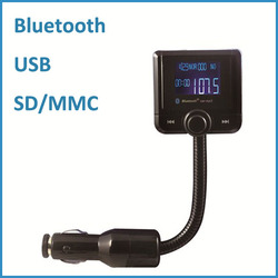 New style bluetooth car mp3 player fm transmitter bluetooth Car