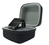 Customized travel zipper watch case from China supplier