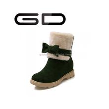 Fashion Woman cheap shoes winter warm ladies snow boots