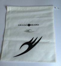 Wholesale Customized Italian Matching Non Woven Drawstring Shoe Bag