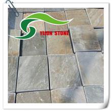 Light Grey Grained Cheap Floor Tiles For Courtyard
