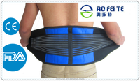 medical equipment premium health care abdominal full size lumbar belt waist band for man