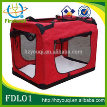 Soft Sided Fabric Dog/Cat Carrier House Kennel Cheap Dog Crate