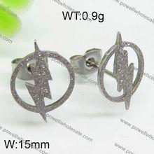 Fancy Design China Wholesale gun earring stud