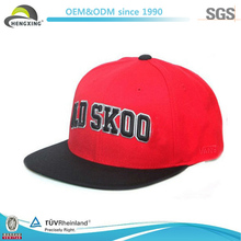 Wholesale Fashion Cheap Plain Custom man hat
