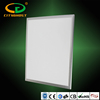 Indoor Ceiling Lighting LED Flat Panel Silver Frame 3240LM 0.2W SMD4014 Ceiling Lighting LED Panel 600x600 36W