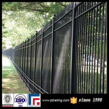 cheap galvanized steel fence for field, high safety fence