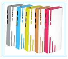 new design China cheap 20000mah power bank 3usb output portable power bank for laptop