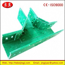 Electro Galvanized Cable Tray With Cover