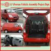 electric cargo van manufacturer