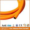 2015 New Popular Fire Resistant Yellow Gas Hose, Yellow Flexible PVC LPG Gas Hose For LPG Low Pressure Gas Regulator