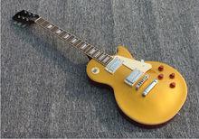 Chino barato cuerpo de caoba de lp estilo estándar de la guitarra eléctrica modelo- std- 02