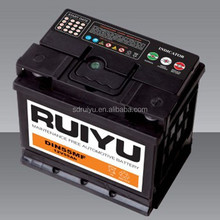 car batteries for sale DIN55 12 55AH new production