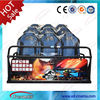Australia electric 5d motion theater cinema simulator amusement park rides