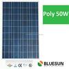 USA standard sharp solar panels, poly 50w price per watt solar panels