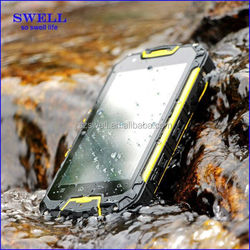 Waterroof snowpow m8 phone 2015 NEW android cell phone with Push to talk. (3KM-4KM)