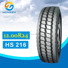 12.00R24 all steel radial truck tire