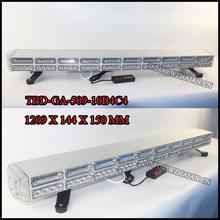 "roadway department warning 48"" DC24V led warning lightbar TBD-GA-509-10B4C4"