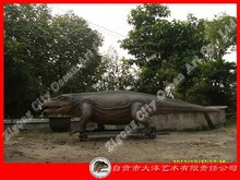 Outdoor resin realistic animal
