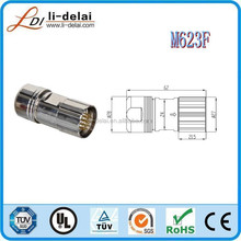 IP68 Waterproof M5 M8 M12 M16 M23 16pin Connectors High quality lower-priced