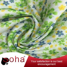 Spring Floral ---thick fleece fabric.thick fleece fabric.polyester tinsel fabric