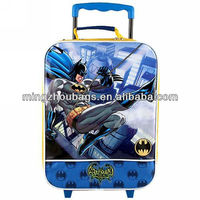 Batman Children Rolling Luggage Case
