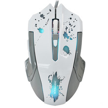 2015 Top Selling Cheap Gaming Mouse with Custom Design cheap fashion wired game mouse