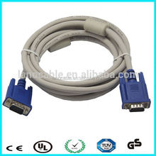 Highly recommended! 15pin (6ft) blue monitor cable vga cable