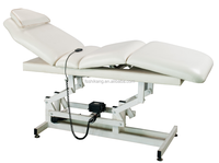 Beauty couch portable massage table aluminium furniture therapy bed
