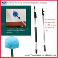 Magic blue microfiber mop stick