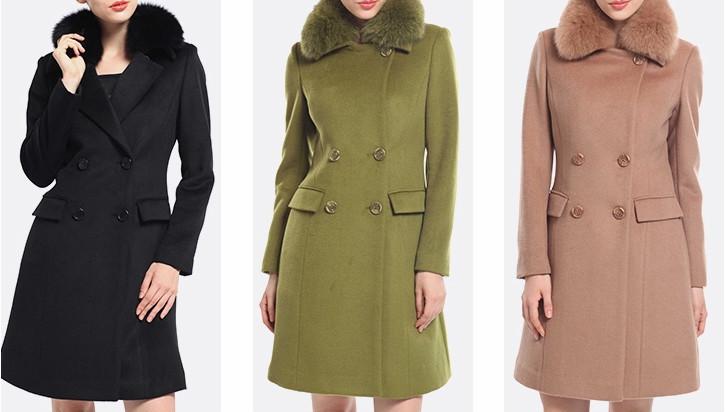 Ladies long coat designs – Novelties of modern fashion photo blog