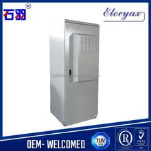 Outdoor air conditioner type server rack SK-366/42U 800*800mm Waterproof