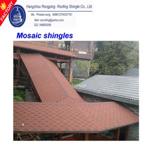 [lowest price ]mosaic asphalt shingles roof supplied by factory directly